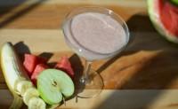 Apple Watermelon Smoothie