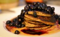Matzah Pancakes
