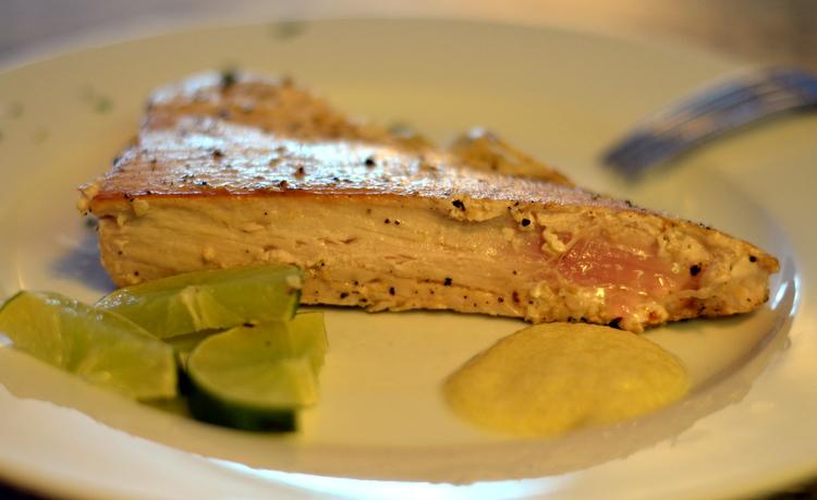 albacore tuna steak recipe  lifeisnoyoke