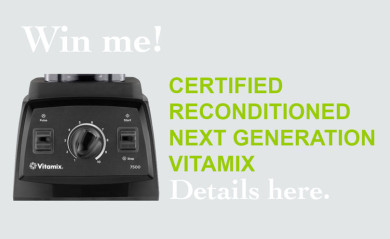 Vitamix Certified Reconditioned Giveaway-1-2