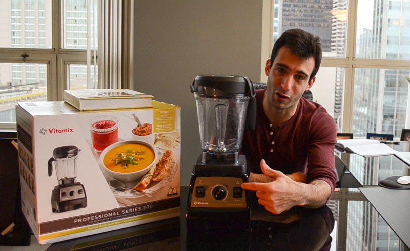 Lenny Gale's Vitamix Pro 300 Review