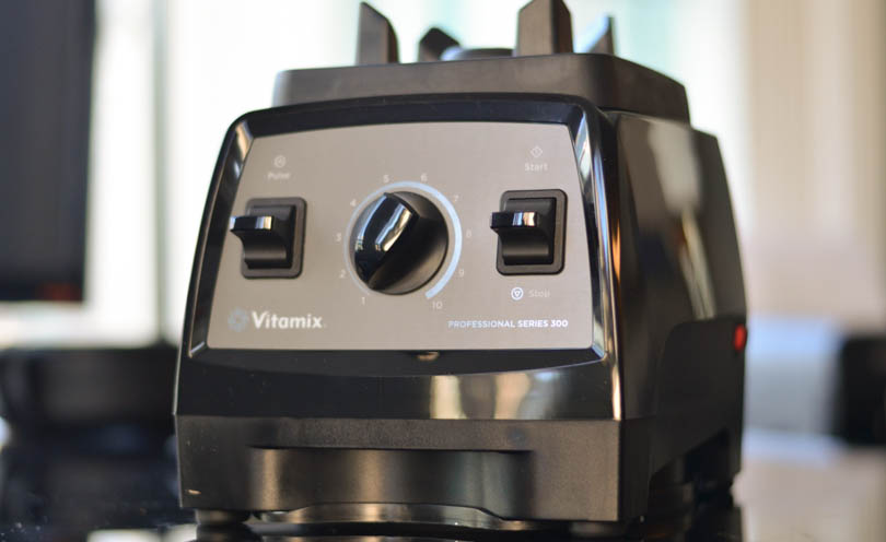 Picture of Vitamix Pro 300 base looking right