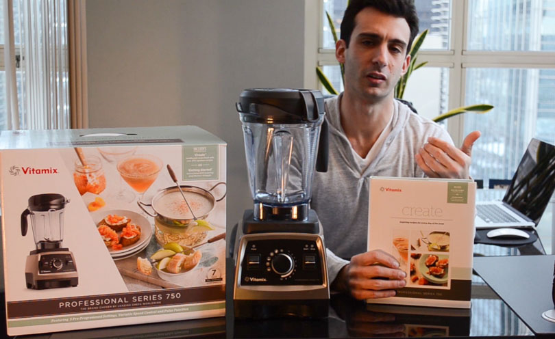 Lenny Gale's Vitamix Pro 750 Review