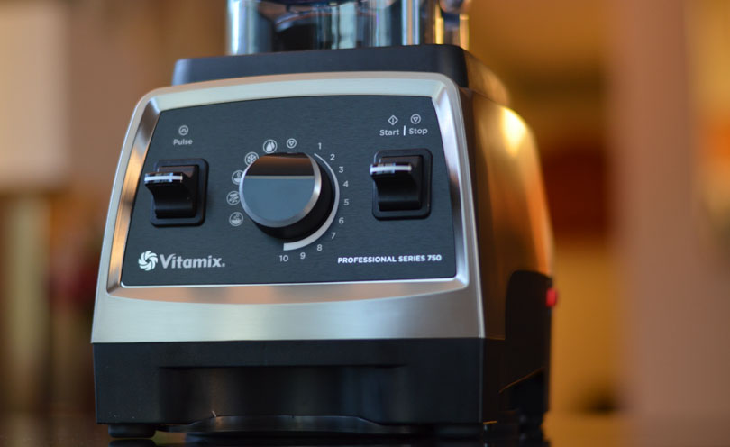 Vitamix Pro 750 brushed stainless