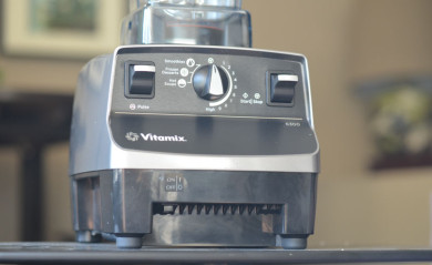 Vitamix Certified Reconditioned Standard Programs up close.