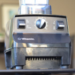 A Reconditioned Vitamix 5200, the perfect model to put on your wedding registry.