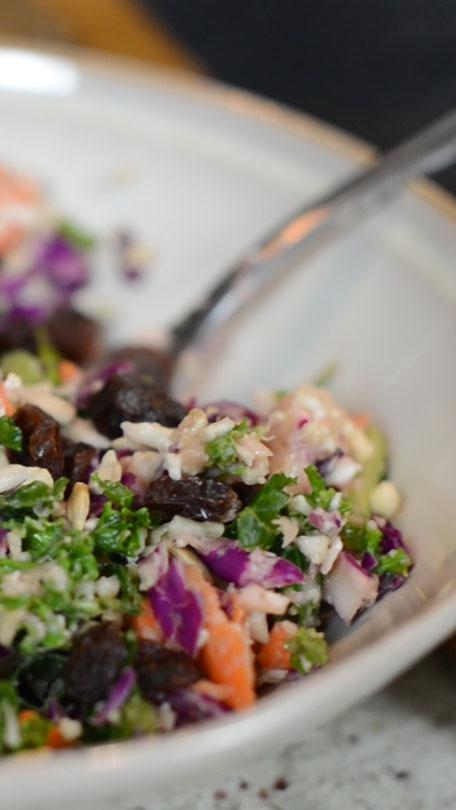 detox salad pinterest