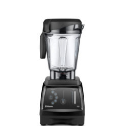 A Vitamix 780 in front of a white background.