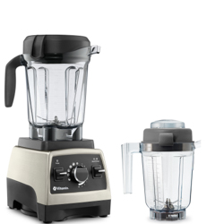 A Vitamix Pro 750 with an additional 32 ounce container.