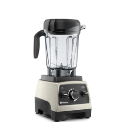A Vitamix Pro 750 in front of a white background.