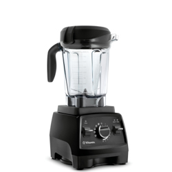 Certified Reconditioned Vitamix Pro 750 in black.