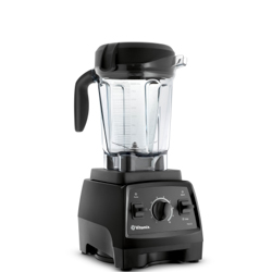 Vitamix 7500 in front of white background.