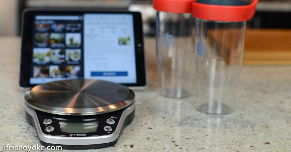 Review vitamix perfect blend life is noyoke for Perfect blend pro scale