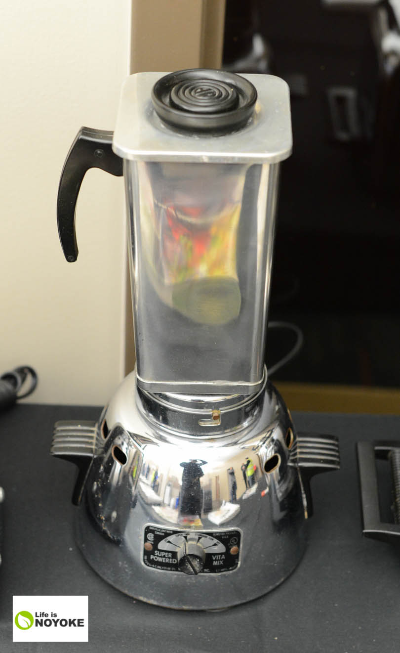 Super powered Vitamix.