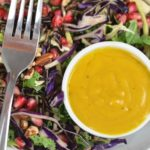 Pumpkin balsamic vinaigrette by Life is NOYOKE.