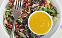 Pumpkin Balsamic Vinaigrette