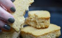 Vitamix Cornbread! (or is it corn bread?)