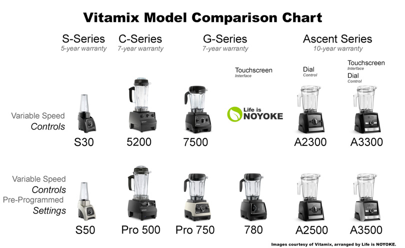 Which Vitamix To Buy  Find The Best Vitamix For You
