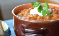 Parental Lentil Chili