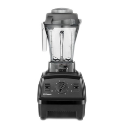 Vitamix Explorian E310 in front of a white background.