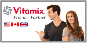 USA, Canada, and UK Vitamix Premiere Partner Lenny and Shalva Gale of Life is NOYOKE.