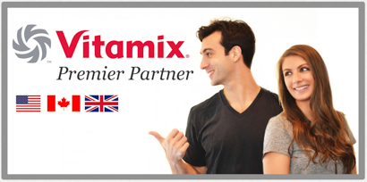 Vitamix Premiere Partner for Canada Vitamix shoppers Lenny and Shalva Gale of Life is NOYOKE.
