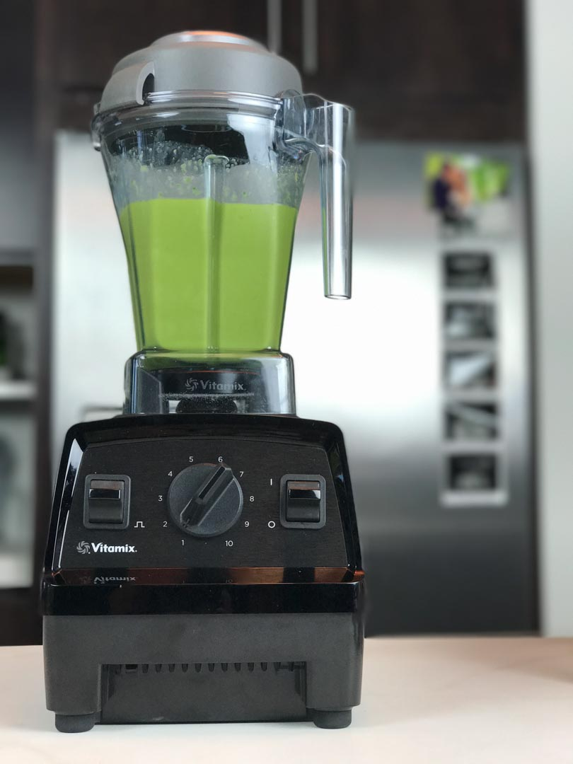 Vitamix E310 Carolyne's Green smoothie