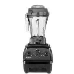 Vitamix E310 in front of a white background.