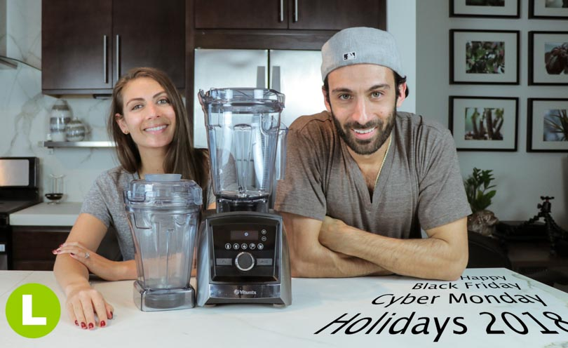 Vitamix Black Friday and Cyber Monday and Holiday Sale 2018 guide from Life is NOYOKE.