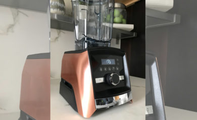 Vitamix A3500 Copper Metal edition in Life is NOYOKE kitchen.