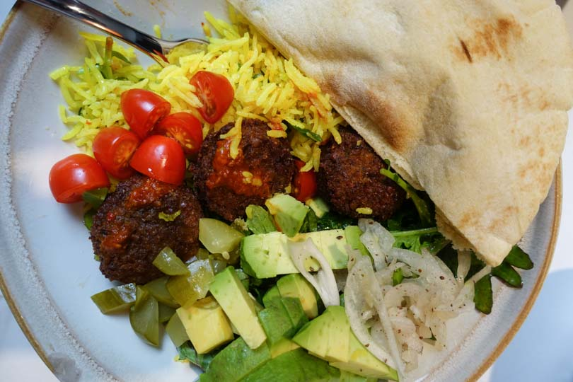 must-go falafel salad