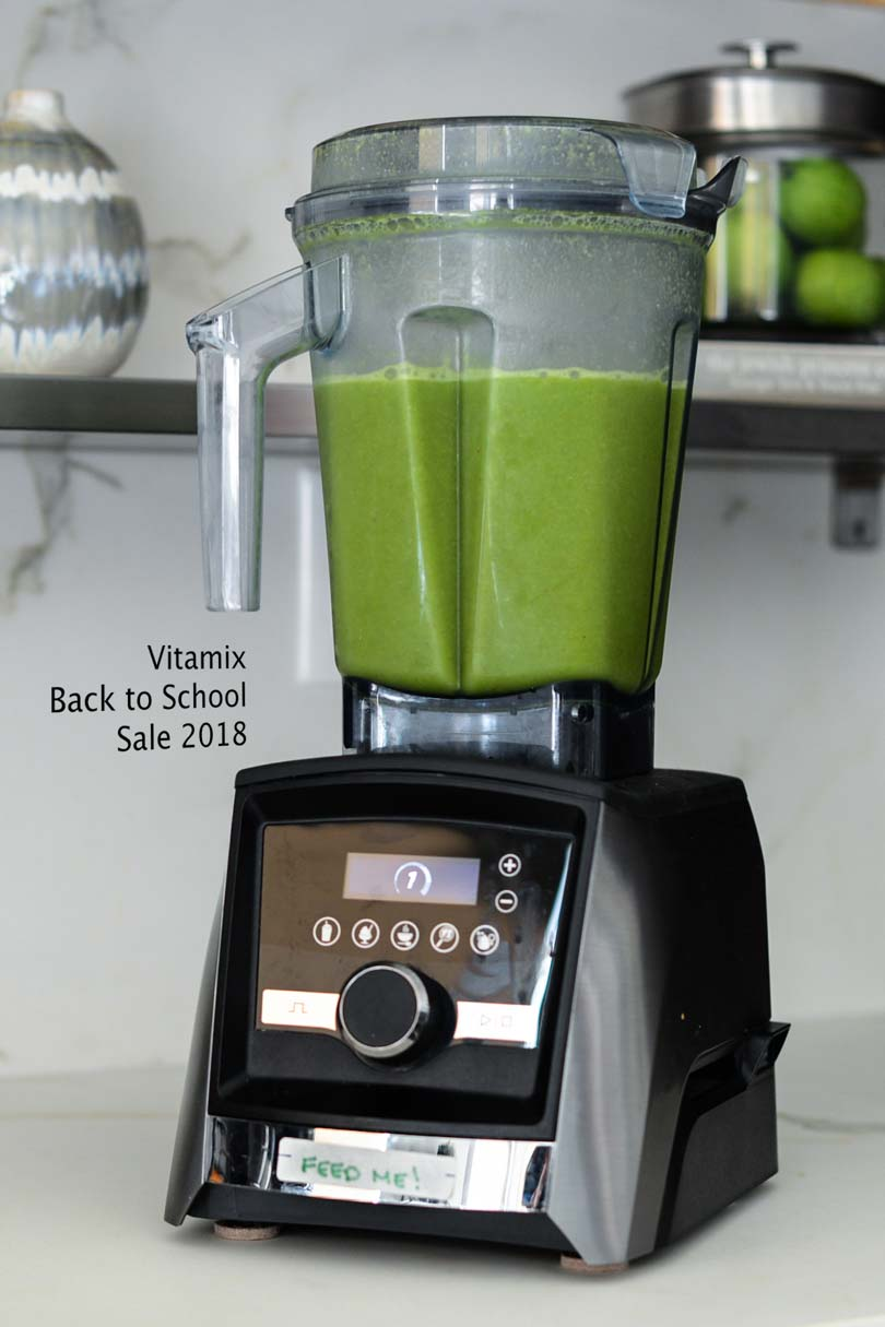vitamix back to school sale 2018 from Life is NOYOKE