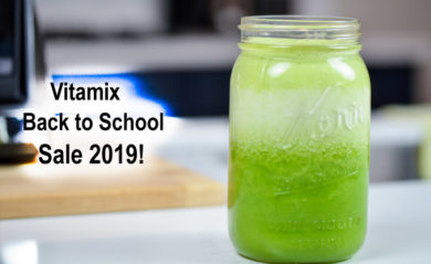 Vitamix Back to School Sale 2019
