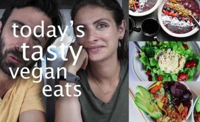 what we eat in a day vegan featured