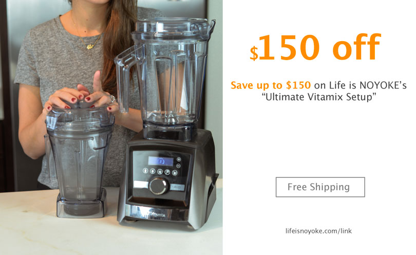 vitamix fall sale 2018 150 off life is noyokes ultimate vitamix setup featured