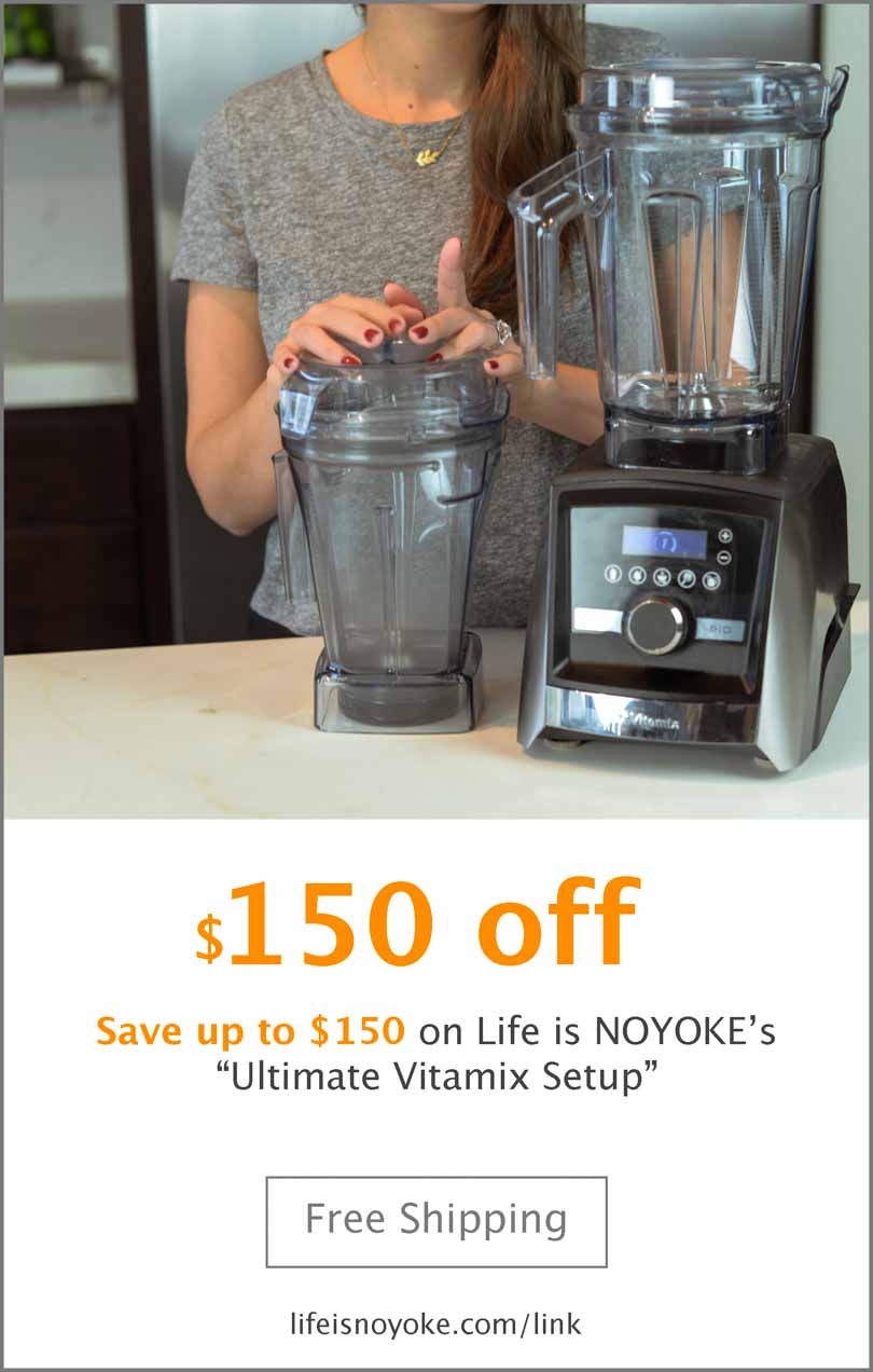 vitamix fall sale 2018 150 off life is noyokes ultimate vitamix setup