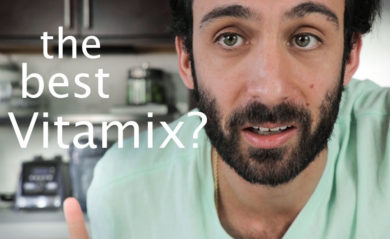 Which Vitamix by Lenny Gale Life is NOYOKE.