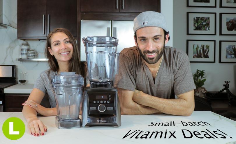 Vitamix deals from Life is NOYOKE.