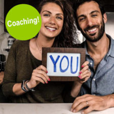 Shalva and Lenny Gale coaching for Life is NOYOKE.