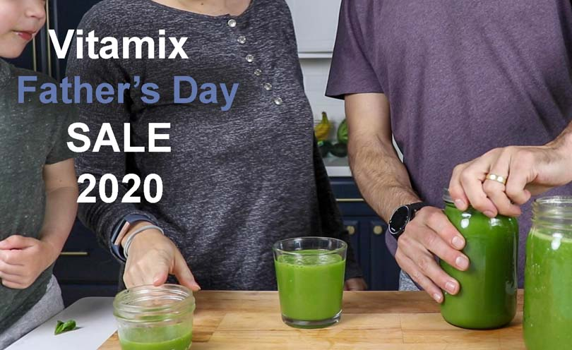 vitamix fathers day sale