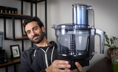 vitamix food processor attachment with lenny gale lifeisnoyoke