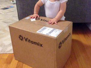 reconditioned vitamix box