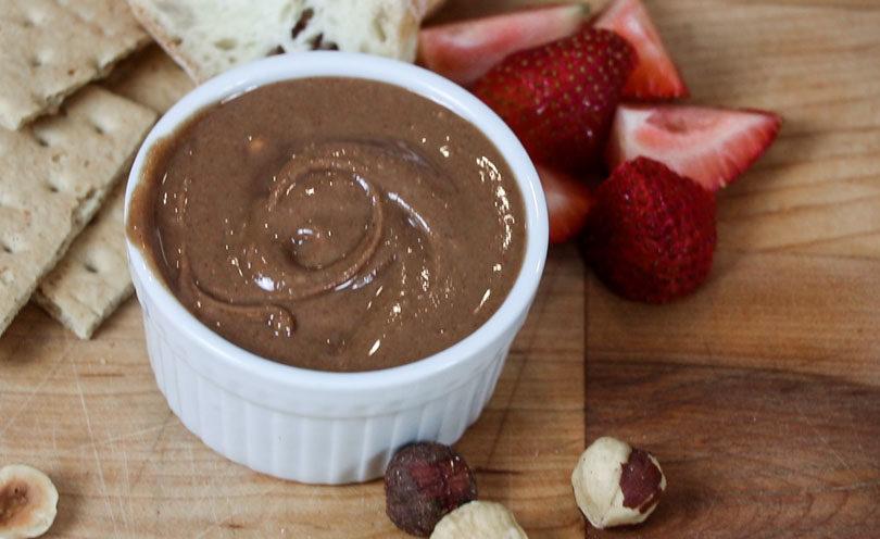vitamix nutella recipe