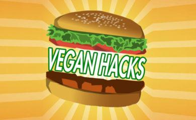 vegan hacks podcast